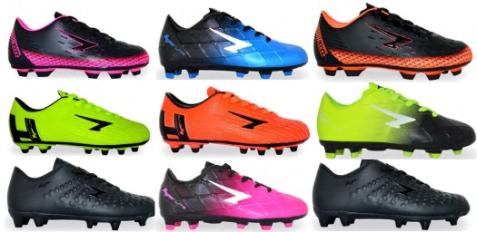 sfida-junior-football-boots-assorted-fluro-orange-black-2k